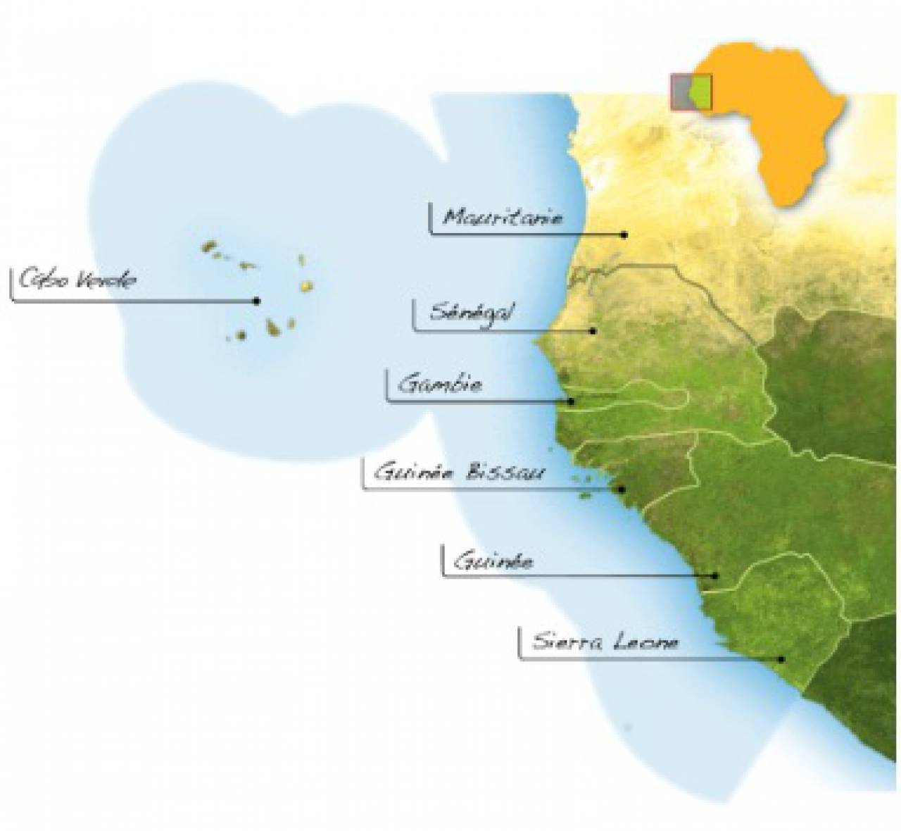 La Commission Sous-Régionale des Pêches (CSRP)