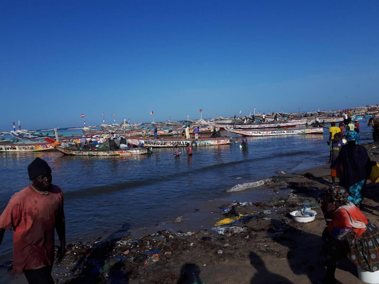 Le plastique dans les océans constitue un enjeu politique