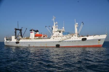 Pêche illicite : les bateaux russes sont de retour au Sénégal