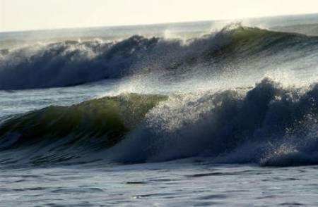 Alerte météorologique en mer