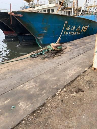 Coalition nationale contre l'octroi des licences de Pêche industrielle-1