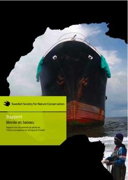 Menés en bateau : Rapport sur les accords de pêche de l'Union Européenne avec l'Afrique de l'Ouest